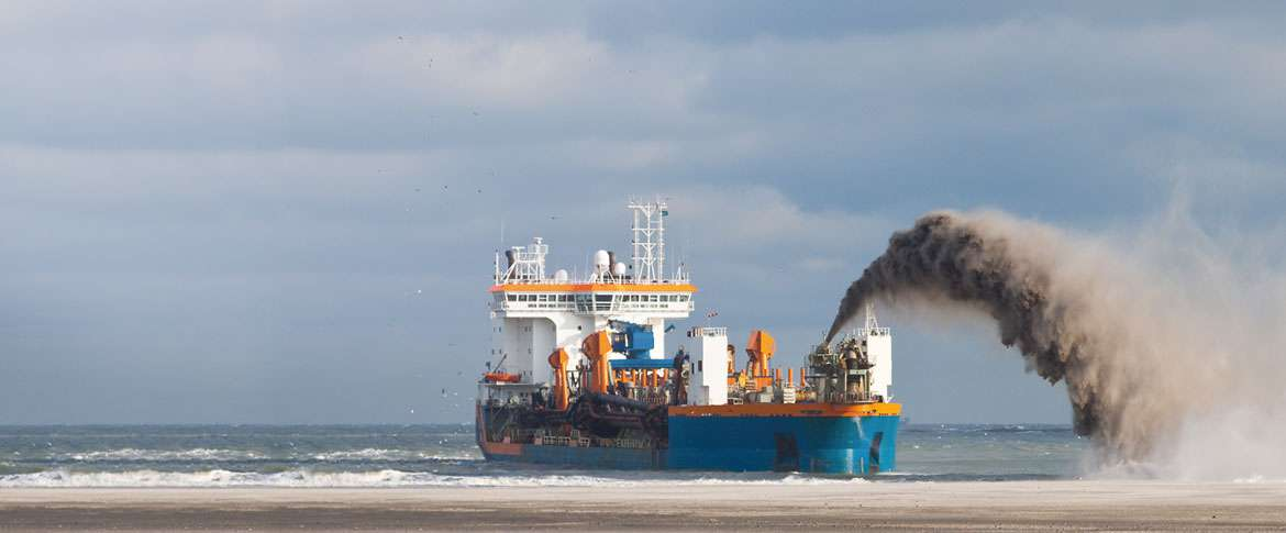 EagleBurgmann - Competence in Dredger Pumps